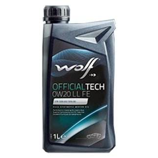Wolf Officialtech 0W20 LL FE