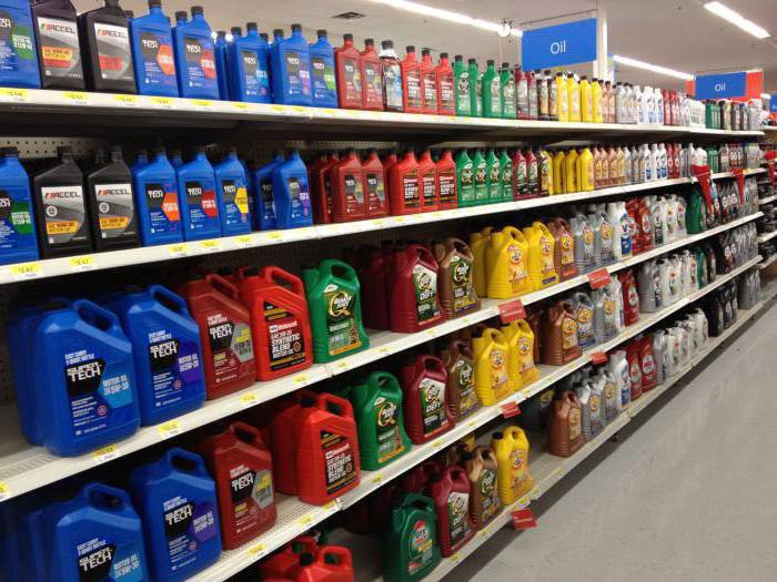 types of motor oils for diesel engines