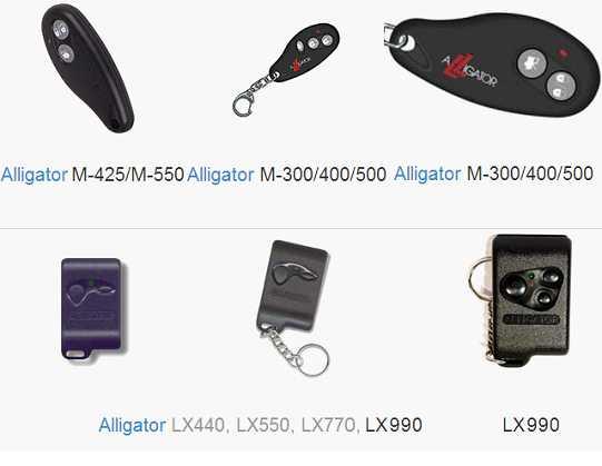 Как НАСТРОИТЬ БРЕЛОК для сигнализации Alligator  что обозначают кнопки настройка и программирование устройства с автозапуском